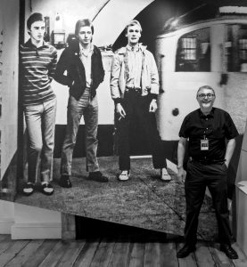 The Jam About the Young Idea exhibition Somerset House London 2015