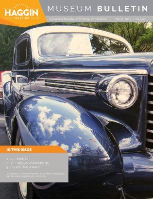 Haggin Museum 2019 Fall Bulletin