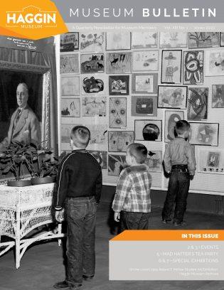 Haggin Museum Bulletin-Winter 2020